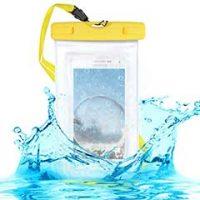 Protector de agua para celular