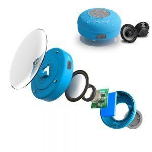 Neuftech Altavoz Bluetooth 3.0 Impermeable