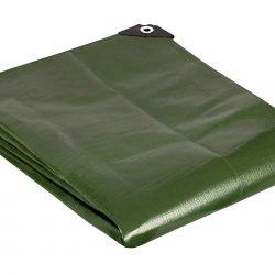 CoverUp + Cuerda Gratis como Lona con Ojales para Muebles de jard/ín 200 g//m2 Coche I Impermeable y Resistente a desgarros Lona de Polietileno Lona Piscina