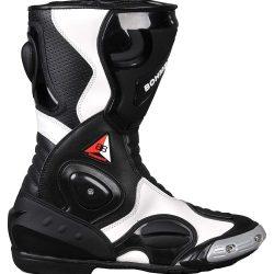 Botas Moto KEN ROD Botas Piel Moto Botas Motocicleta de Cuero Botas de Moto Proteccion Botas Cuero Proteccion