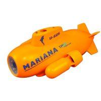 Mariana, drones submarinos
