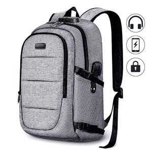 mochila impermeable mujer antirrobo para ordenador