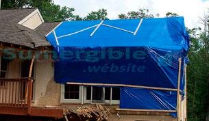 lonas impermeables para tejados