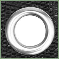 El hilo circundante está tejido con hilo de seda de pescado, que es fuerte y duradero Los agujeros circundantes están hechos de acero inoxidable y no se oxidarán