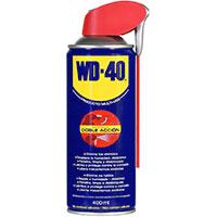 WD-40 Producto Multi-Uso Doble Acción - Spray 400ml - Aplicación amplia o precisa