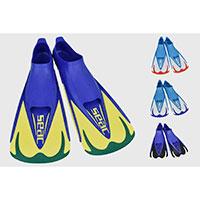 Seac Team Aletas Cortas de natación y Snorkel para adultos y niños