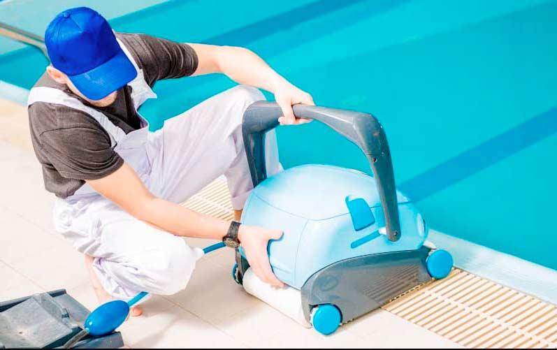 No descuide el mantenimiento habitual de la piscina