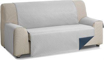 Martina Home Diamond Cubre Sofa Acolchado Reversible