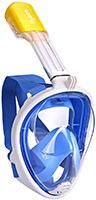 Flyboo Máscara de Snorkel,180° Vista Máscara de Buceo con diseño panorámico
