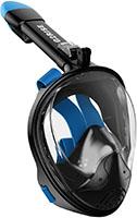 G2RISE SN01 Máscara de Buceo, Máscara de Snorkel de Cara Completa 180 Vista Panorámica