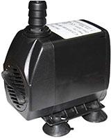 Decdeal Bomba de Agua Sumergible de 45 W 2500L/H