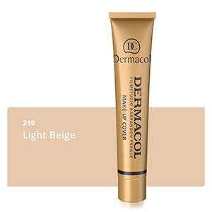 Dermacol DC Base Makeup Cover Total | Maquillaje Corrector Waterproof