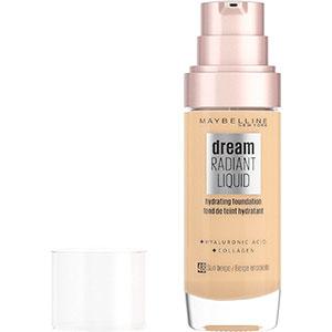 Maybelline New York Dream Satin Liquid - Base de Maquillaje Líquida con Sérum Hidratante