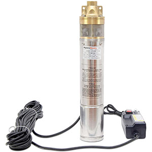 Agoradirect - Bomba De Agua Sumergible Para Pozo Profundo