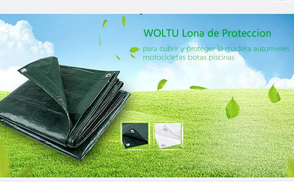 Lona impermeable WOLTU