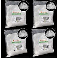 POLIFIBRAS de Tecno Prodist, fibras para hormigón, mortero o yeso