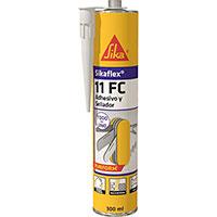 Sikaflex 659705 11 FC+, Adhesivo multiusos y sellador de juntas elástico