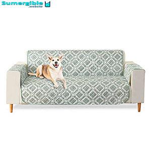 Funda Sofa Impermeable  con perro