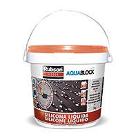 Rubson Aquablock SL3000 Silicona Líquida teja