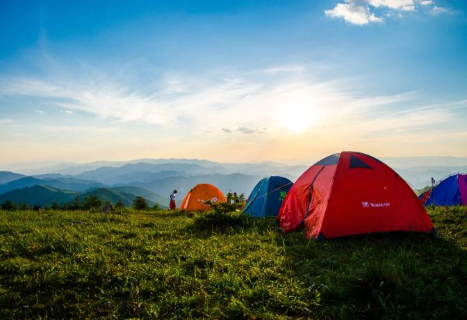 Lonas para camping
